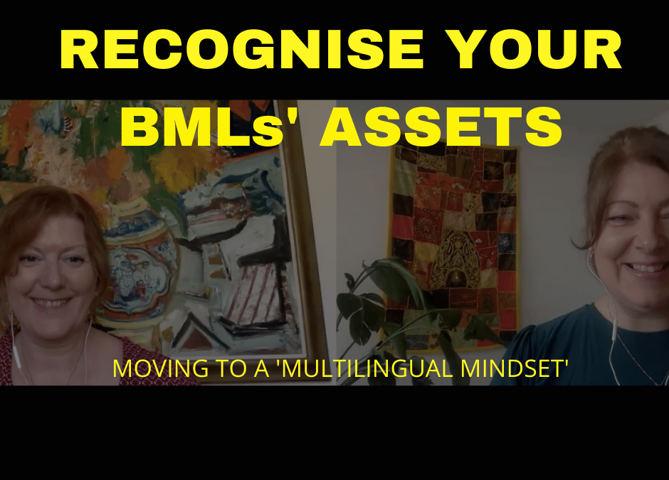 #DIALOGUE 2: Recognise your BMLs' Assets