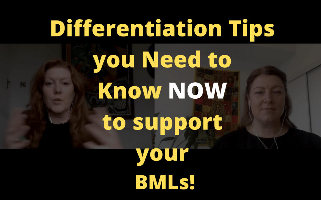 Dialogue #4: Differentiation Tips you Need to Know NOW!